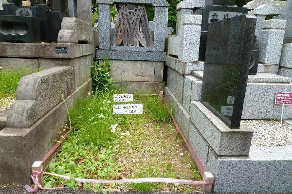 日野公園墓地M様区画