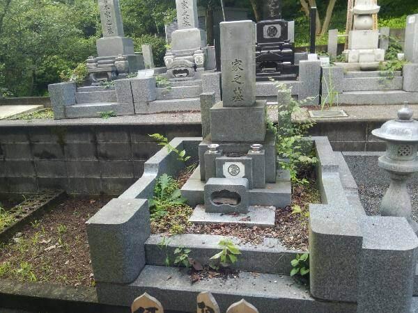 【2.78㎡お墓の解体】~寶蔵院~