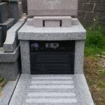 日野公園墓地2.0㎡墓地 丘カロート【G-623】+墓石【G-663】+墓誌【クンナムG】