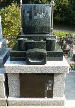 【港南ひばりの森】のお墓建立~M1-H+G623