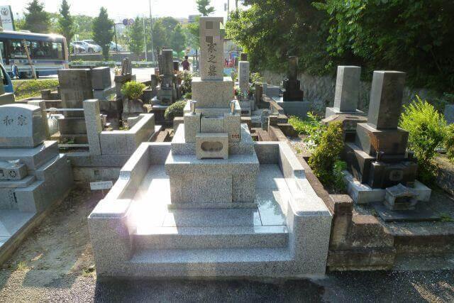お墓のリフォーム アフター