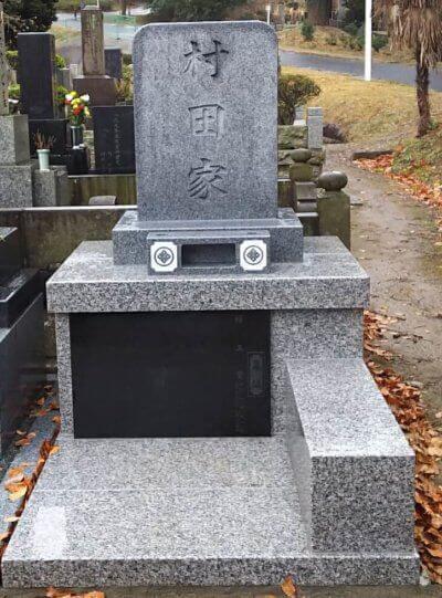 日野公園墓地 事例