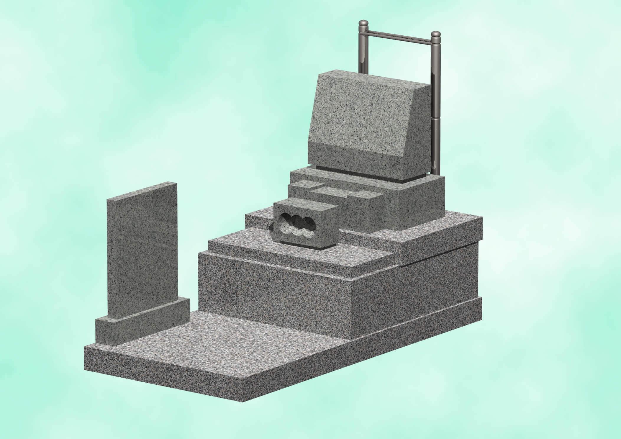 日野公園墓地 標準 お墓